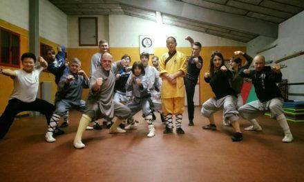 Stage Shaolin Kung Fu e Shaolin Qi Gong – 12 febbraio a Bologna centro sportivo La Dozza