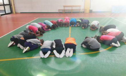 Shaolin a scuola