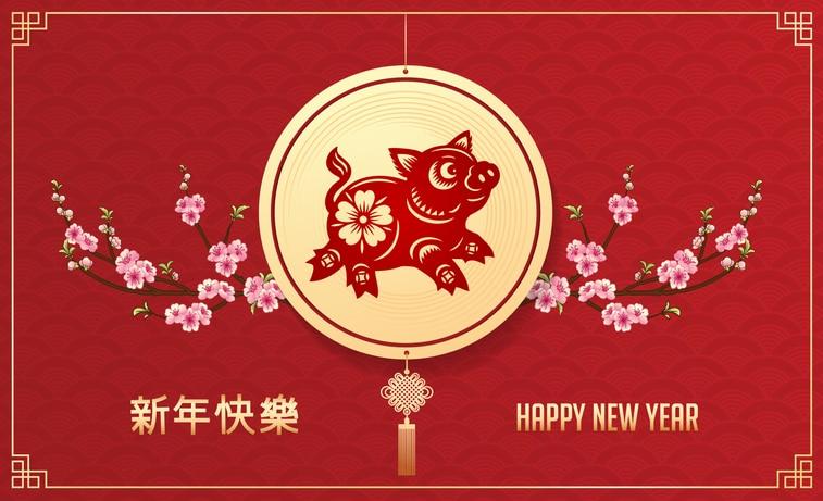 Festeggia con noi il Capodanno Cinese 2019!