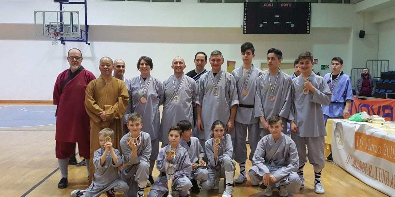 """Signa, anche a """"colpi"""" di Shaolin, conquista titoli e medaglie"""