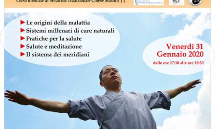 Invito alla conferenza per la salute