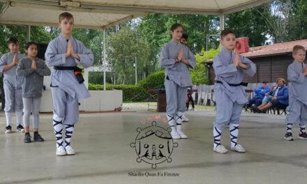 Il 2 settembre 2020 riaprono i corsi kung Fu, Qi Gong, Sandà!