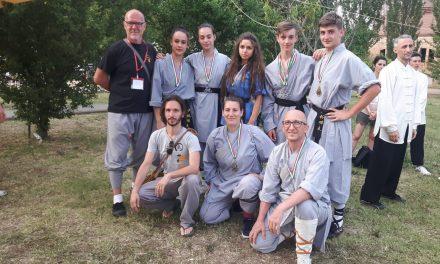 L'arte di essere nobili, tante vittorie per la Shaolin Quan Fa Firenze